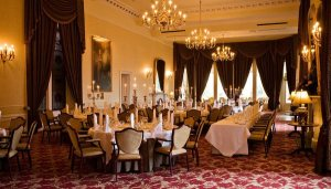 wedding function room at crieff hydro hotel