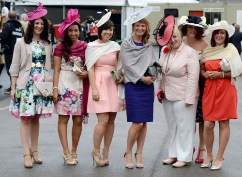 Aintree- Ladies-Day-2014