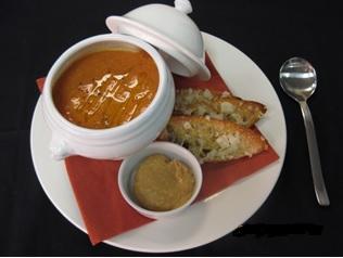 Bruce fish soup