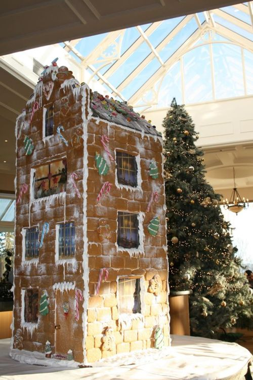 gingerbread house '14